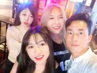 激情..越南夜店派对