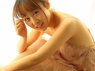 甜美可爱阿晶